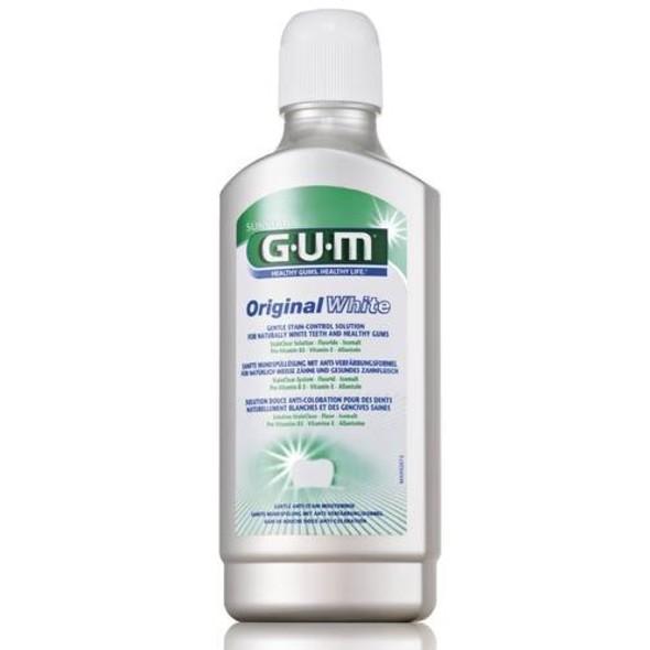 GUM Original White ústna voda 300 ml