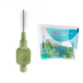 TePe Multipack SOFT 0,80 medzizubné kefky svetlo zelené 25 ks