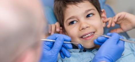 Prvá návšteva detí u zubného lekára + VIDEO