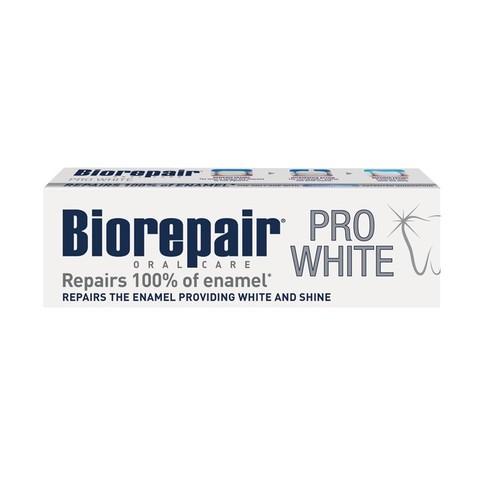 BioRepair Pro White bieliaca zubná pasta 75 ml