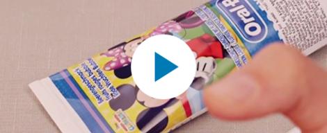 Ako vybrať zubnú pastu pre deti? + VIDEO