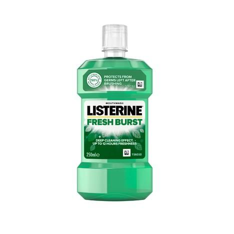 Listerine Fresh Burst ústna voda 250 ml