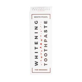 White Pearl bieliaca zubná pasta pre fajčiarov 75ml