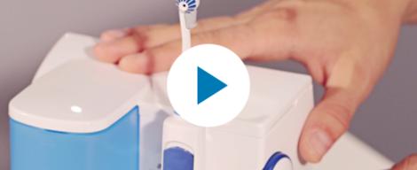 RECENZIA: ústna sprcha Braun Oral-B Oxyjet MD20