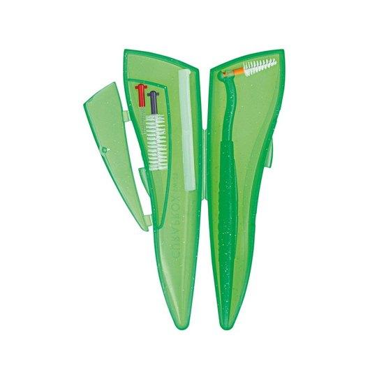Curaprox Ortho Pocket Set pre čistenie strojčekov
