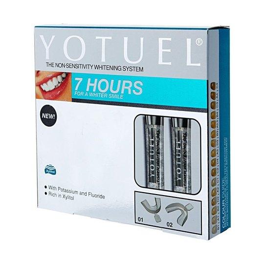 Yotuel 7HOURS set pre domáce bielenie