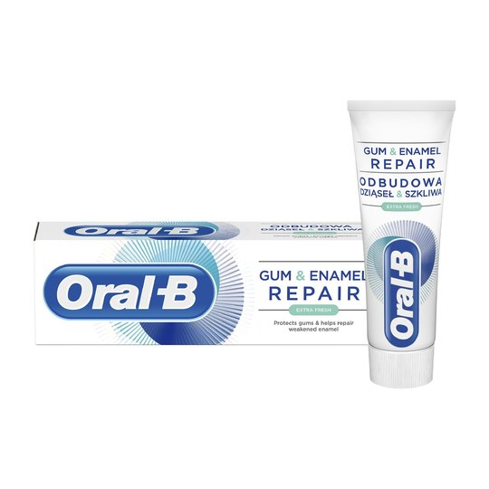 Oral-B Gum&Enamel Repair Extra Fresh zubná pasta 75 ml
