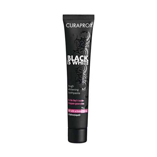 Curaprox Black is White zubná pasta 90 ml