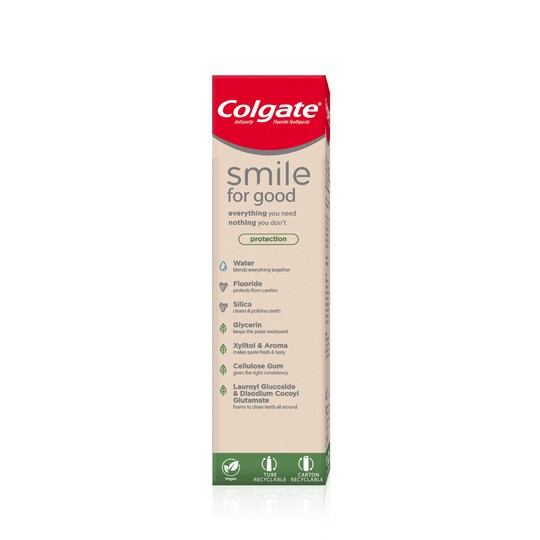 Colgate Smile For Good Protection zubná pasta 75 ml