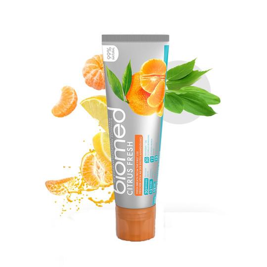 Biomed Citrus Fresh zubná pasta 100g
