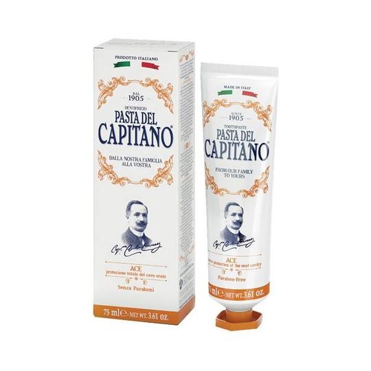 Pasta del Capitano Ace zubná pasta 75 ml