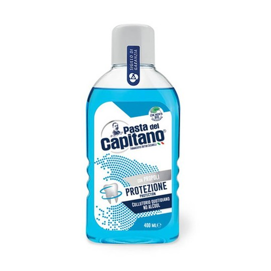 Pasta del Capitano Gum Protection ústna voda 400 ml