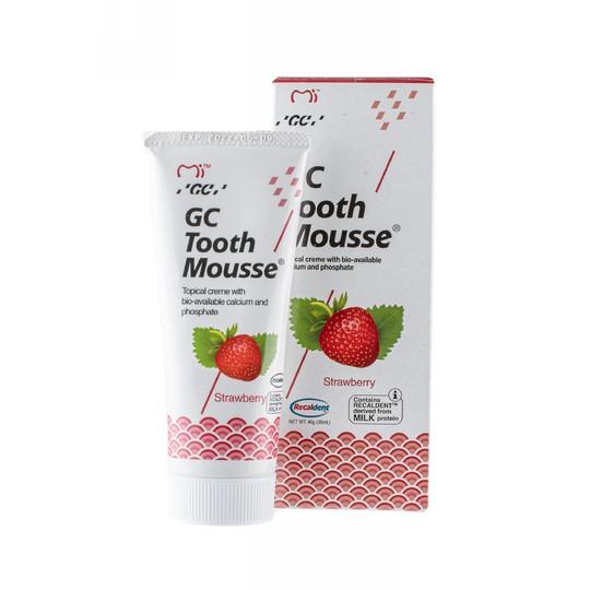 GC Tooth Mousse Jahoda 35 ml