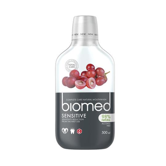 Biomed Sensitive ústna voda 500 ml