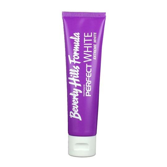 Beverly Hills Formula Perfect White Extreme White zubná pasta 100 ml