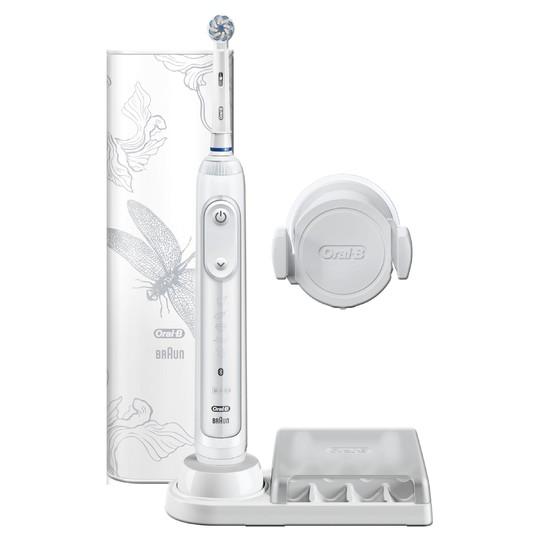 Oral-B Genius 10000N Lotus White Special Edition