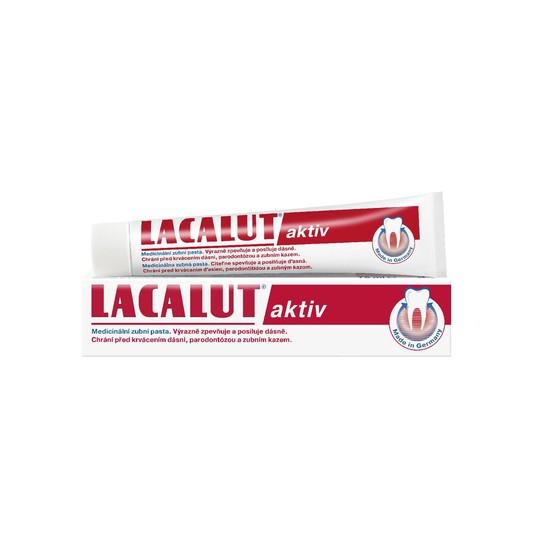 Lacalut Aktiv zubná pasta 75 ml