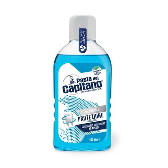Pasta del Capitano Gum Protection ústna voda 400 ml