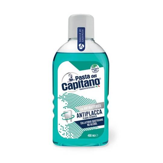 Pasta del Capitano Plaque Remover ústna voda 400 ml