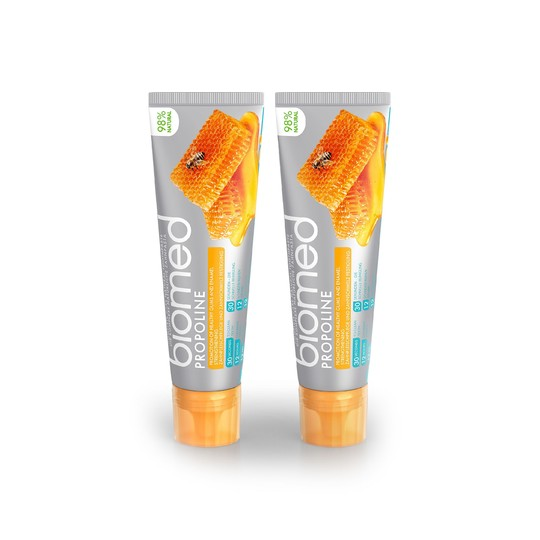Biomed Propoline zubná pasta 2x100 g