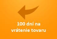 Máte 100 dní na vrátenie nového tovaru 1310b4351ab